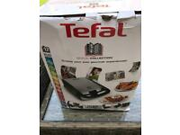 Tefal SW852D27 Snack Collection Multi-Function Sandwich and Snack maker Brand New