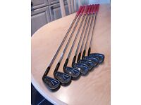 Wilson M3 Forged FT Tour irons