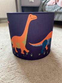 Dinosaur light shade