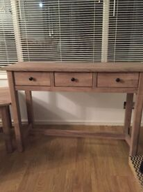 Beautiful Next coffee table,side board and lamp table