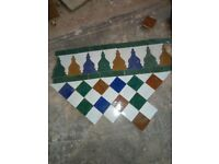 Imported Moroccan Tiles (300kg) - Make an Offer
