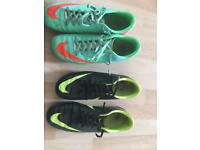 Nike size 7 SG/FG football boots
