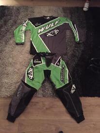 Motocross clothes