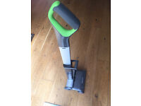 Gtech cordless vacuum cleaner - little used