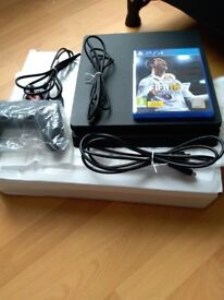 Ps4 Slim Console with FIFA 18