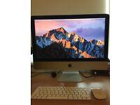 iMac 21.5 4k retina display, late 2015