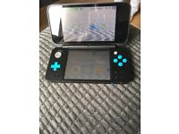 Nintendo 2ds XL turquoise
