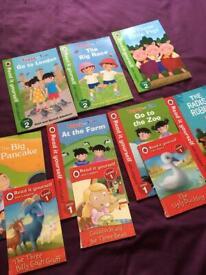 Ladybird Read it Yourself books