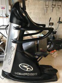 Newform Fitness Oxide Series Cervino Stepper - commercial Grade Step Machine from Gym