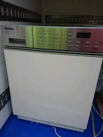 Miele Honeycomb care integrated tumbler dryer