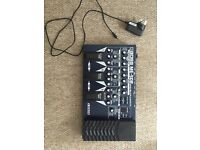 BOSS ME-50B Multi Effects Bass Pedal £120 ONO. AC adapter incl.