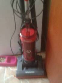 Upright vacuum cleaner as new