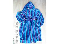 TED BAKER BOYS DRESSING GOWN AGE 12-13 ***IMMACULATE CONDITION *****