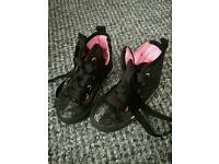 Naby girl trainers size 5 Next