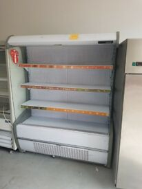 MULTIDECK FRIDGE DISPLAY DRINKS FRIDGE 1.5M