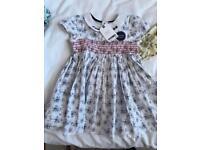 NEW Still Tagged 12/18 Months Baby Girls Next Dress! Gorgeous 😍