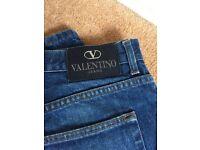 Valentino jeans 36 waist