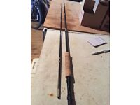 Fly fishing rod - carbon 8'