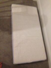 John Lewis spring cot bed mattress (700 x 1400)