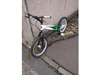 Onza Limey r.i.p trials bike onza blade bike
