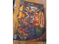 DUNGEONS AND DRAGONS BOARD GAME PARKER FANTASY ADVENTURE 2003 COMPLETE