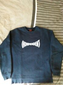 Sweatshirt Independent size L in very good condition