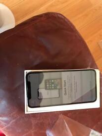 iPhone 10 (x) brand new unlocked 64gb