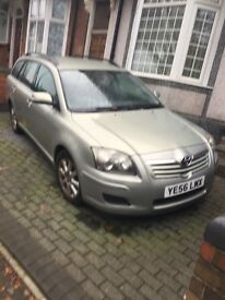 2006 Toyota Avensis *Birmingham Taxi Plated* 2.0 D4D