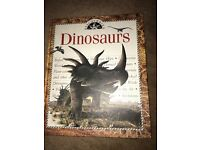 Discover dinosaurs information book