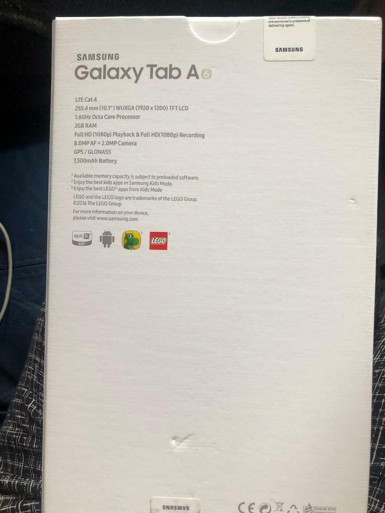 Samsung galaxy Tab A 6 | in Walsall, West Midlands | Gumtree