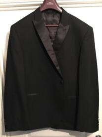 Tuxedo Suit Jacket (and Trousers)