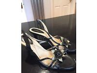 Ladies Liz Claiborne Sandals size USA 9 1/2 uk 7 1/2