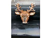 Xmas deer head ornament forsale