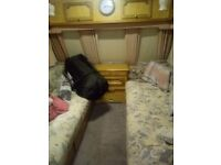 Buccaneer 2/3 berth caravan with a motor mover