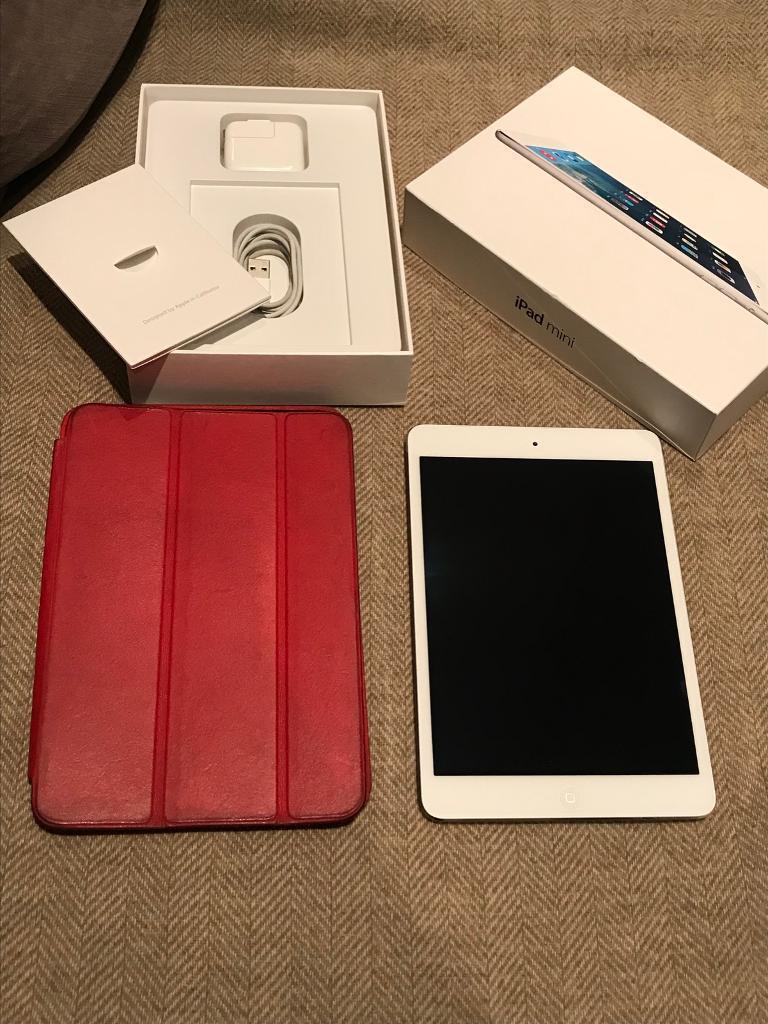 iPad mini 2 64GB + apple case!