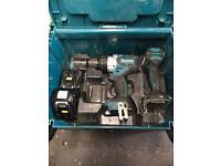 Makita brushless kit, Power tools, battery powered