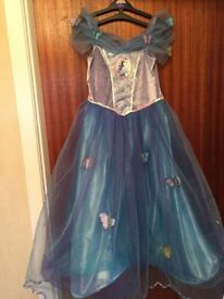 Disney Cinderella Dress Up Age 7-8