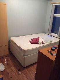 1 bedroom rent upto end Aug Damascus St £200 pcm