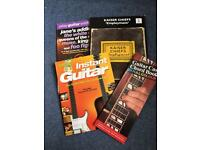 Guitar music books