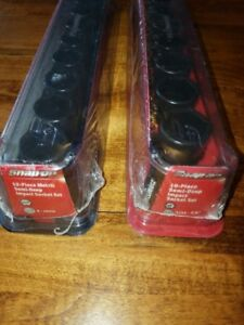 3/8 Snap on socket set