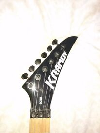 Kramer electric guitar new