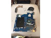 Samsung NP300E5A-A06DX Laptop Motherboard + i5 2450M CPU (SCALA3-15/Petronas-15)