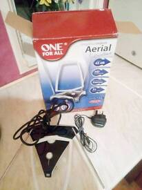 AMPLIFIED INDOOR FREEVIEW AERIAL