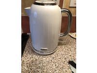 Breville impressions white jug kettle