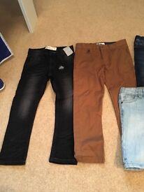 Boys jeans 4-5