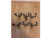Guitar Hooks x7 - CHEAP - £30 - RRP - £100