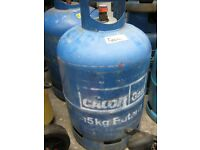 Full Calorgas Butane Bottle 15kg