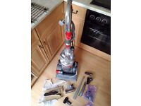 Dyson DC14 Hoover with extensive attachments in very good condition