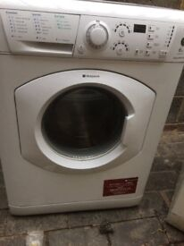 Hotpoint washing machine free delivery installtion £99