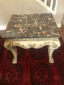 Granit top coffee table